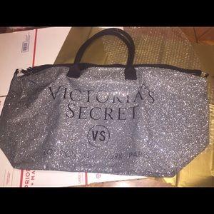 Victoria's Secret Glitter Tote